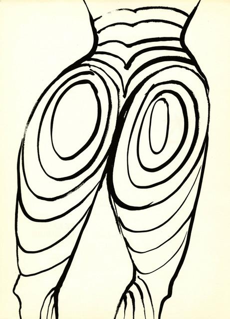 , 'Untitled,' 1970, Thomas French Fine Art