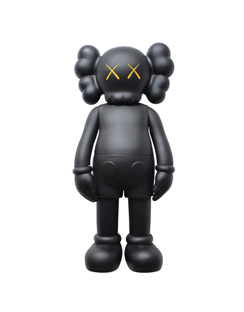KAWS, 'Companion Five Years Later, Black Full Bodied', 2004, Lougher Contemporary