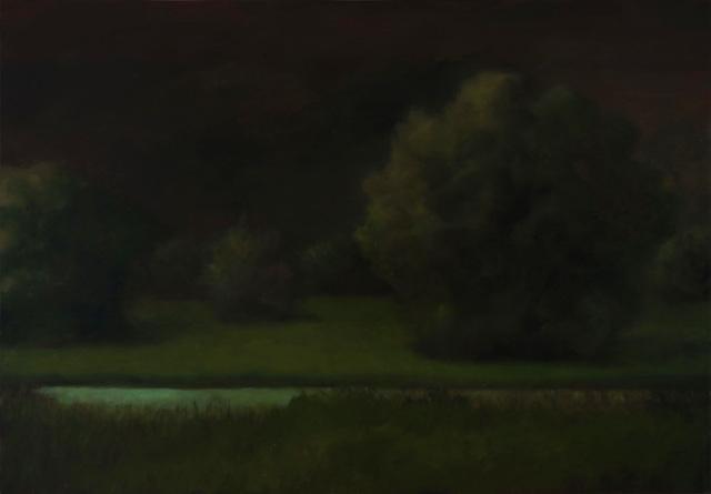 , 'Night Orchard,' 2018, Sullivan Goss