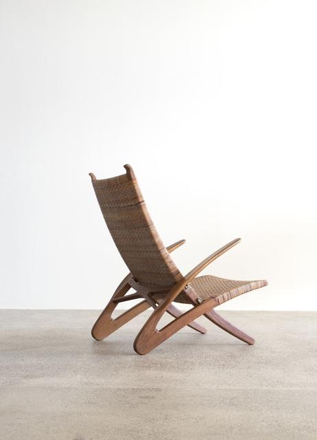 , 'Dolphin chair,' 1950, Galleri Feldt
