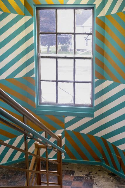 , 'Installation 2: Stairwell,' 2018, Resource Art