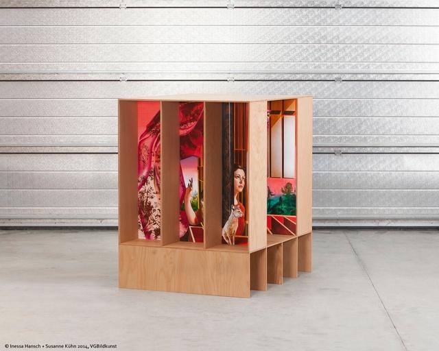 , 'Bildbox (Susanne Kühn & Inessa Hansch),' 2014, Galerie Kleindienst