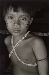 Number I, Demini-Teri, Brasil, from the Yanomamo Series