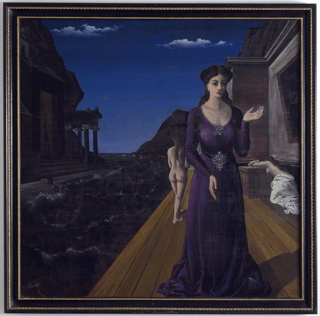 , 'Penelope,' 1945, MCA Chicago