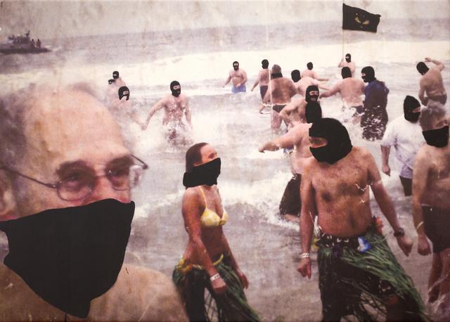 , 'Sbarco,' 2012, ABC-ARTE