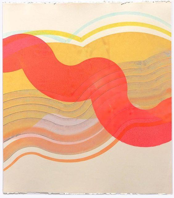 , 'Geranium Transistor,' 2017, Uprise Art