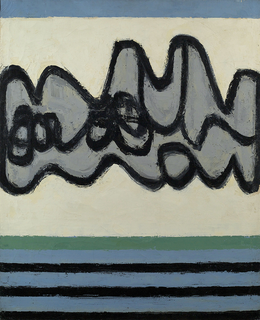 , 'Horizontal - Bryan Liked (No. 3) ,' 1958, Berry Campbell Gallery