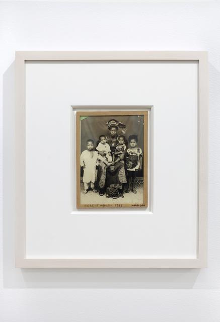 , 'Mere et enfants,' 1973, Jack Shainman Gallery