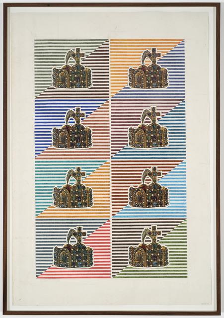 Matthew Craven, 'eminence', 2018, Asya Geisberg Gallery