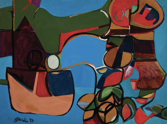 Harold Garde, 'Visionary', 1973, ArtSuite New York