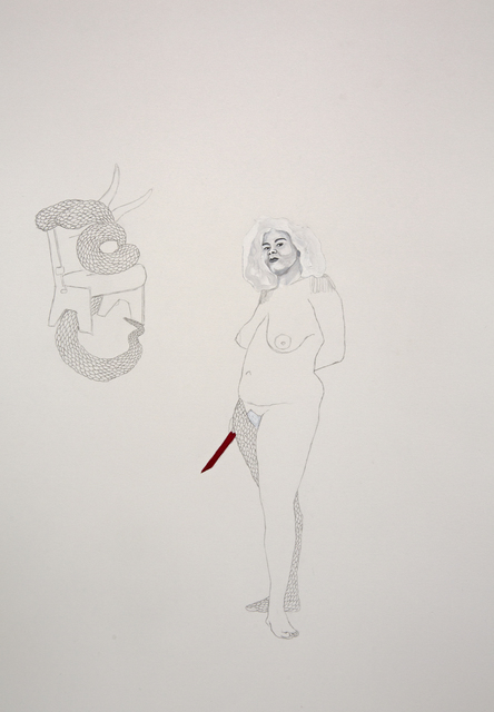 Tessa Mars, 2018, Le Centre d'Art d'Haïti