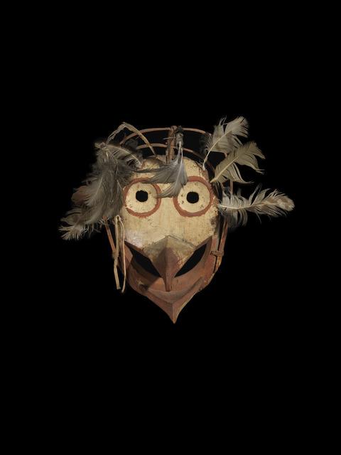 , 'Mask,' ca. 1890-1910, Donald Ellis Gallery