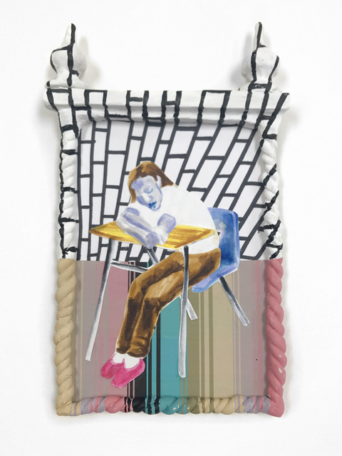 , 'Who Is She?,' 2018, ArtHelix Gallery