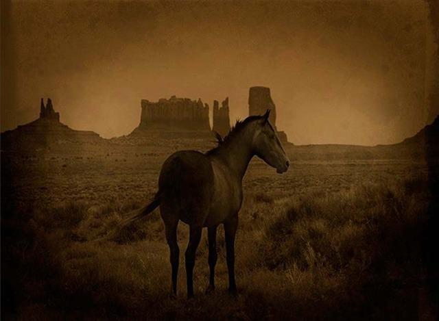 Jack Spencer, 'Mustang/Monument Valley, Utah,' 2007, Contessa Gallery