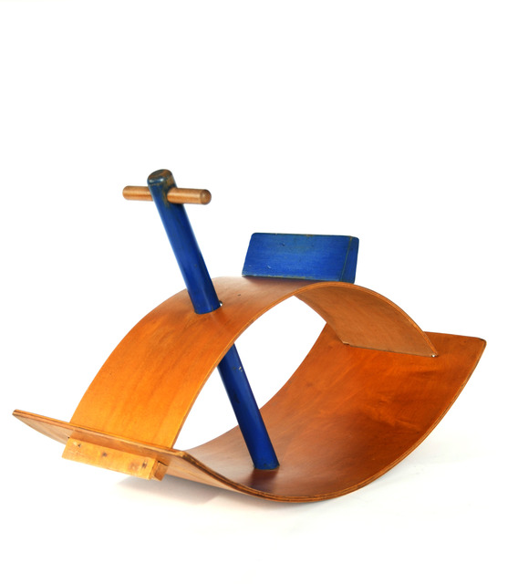 , 'Creative Playthings Rocker,' ca. 1970, kinder MODERN