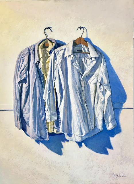 Eric Forstmann, 'Two One', 2021, Painting, Oil on board, Eckert Fine Art