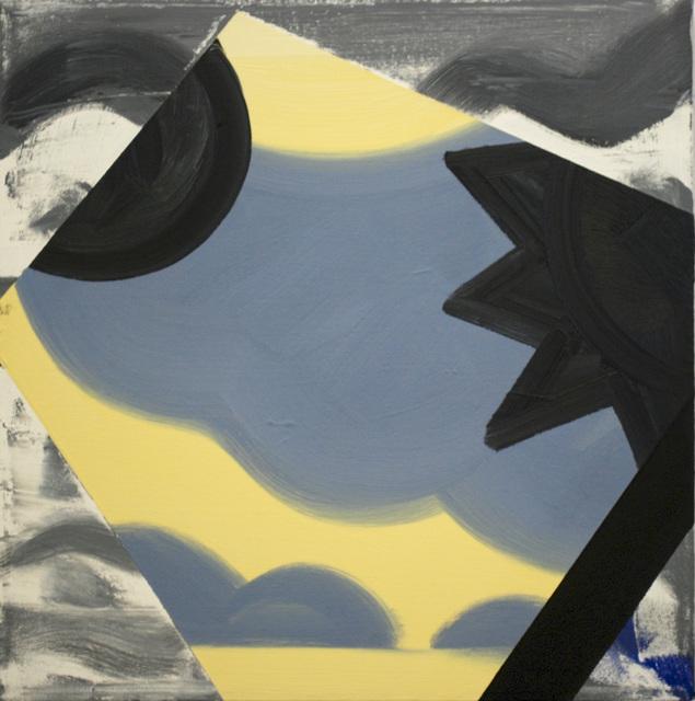 , 'Yellow Sky Fragments #1,' 2001, David Richard Gallery