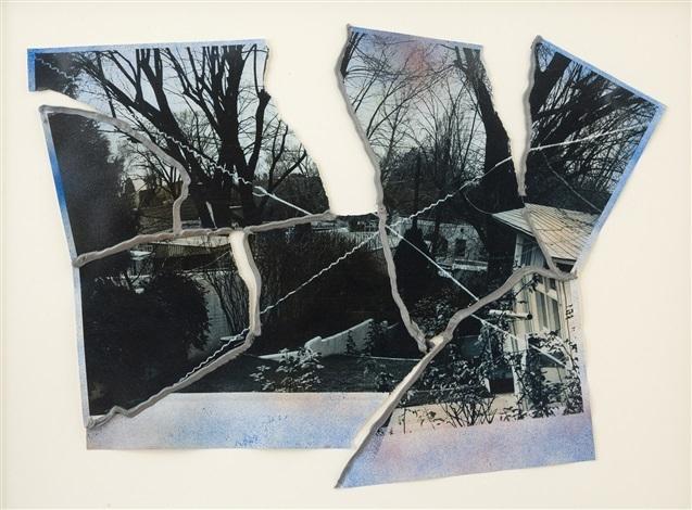 , 'Yard Descent,' 1982, Derek Eller Gallery