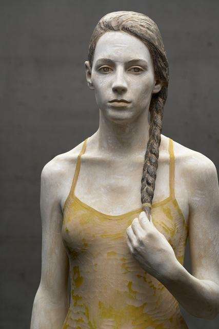 , 'Veronica con treccia,' 2016, Accesso Galleria