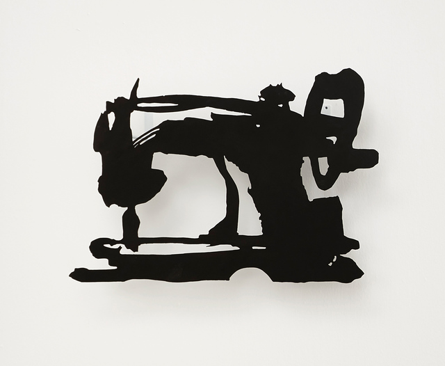 , 'Small Silhouette (Sewing Machine),' 2015, Goodman Gallery