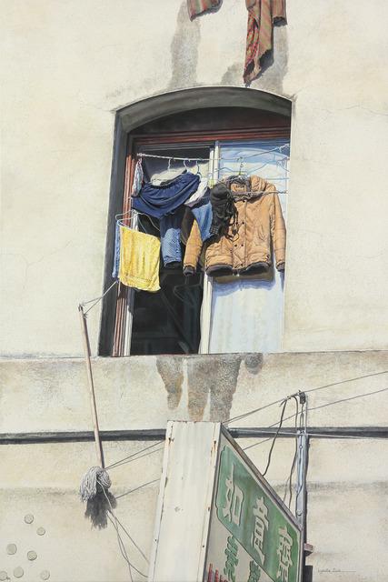 , 'Left Hanging,' 2014, Andra Norris Gallery