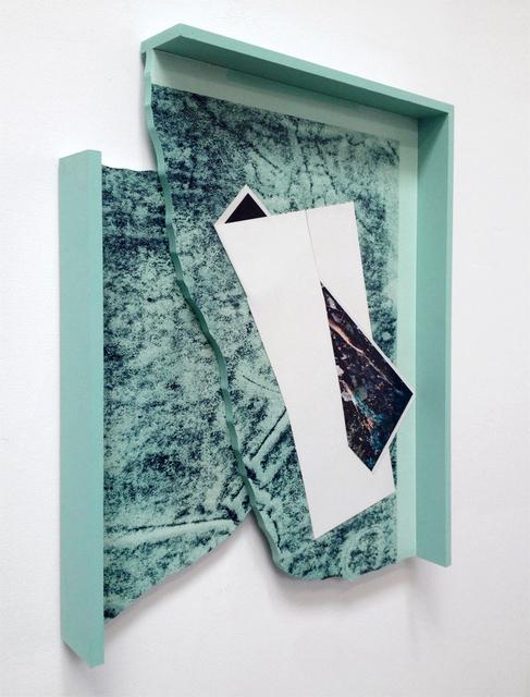 , 'Nearly the same,' 2015, Luis De Jesus Los Angeles