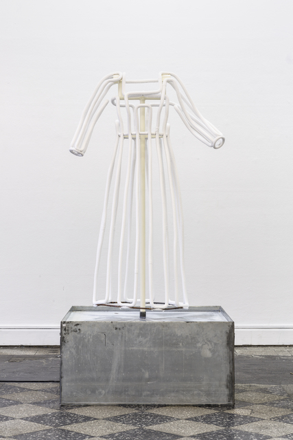 , 'ICE DRESS #1,' 2002, Galleri Bo Bjerggaard