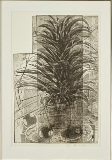 , 'Composition, Hommage aux Prix Nobel,' 1975, Anders Wahlstedt Fine Art