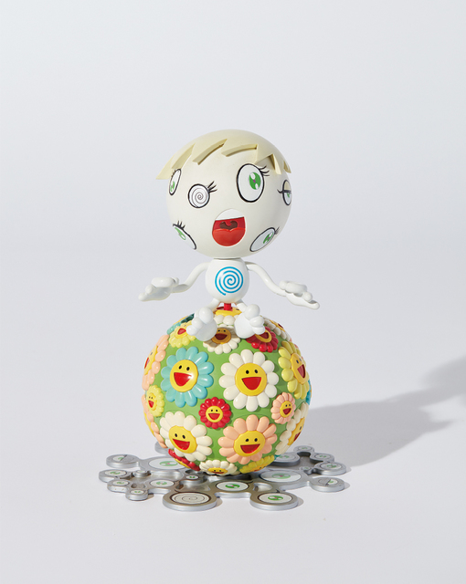 Takashi Murakami, 'Oval (Peter Norton Christmas Project)', 2000, Phillips