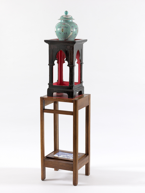 , 'Red Turquoise,' 2015, Francesca Minini