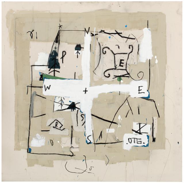 , 'Off the Grid,' 2018, Galerie Anhava