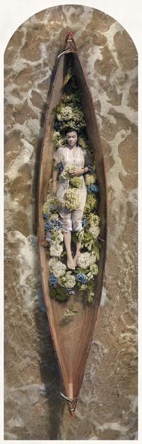 , 'Arianna, Hydrangea, Pirogue,' , Robischon Gallery