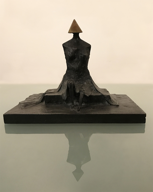 , 'Sitting Woman In Robes II,' 1987, ARCHEUS/POST-MODERN