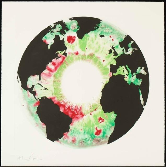 , 'Eye on History 8,' 2014, Galerie Maximillian