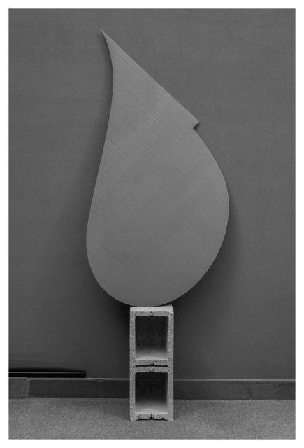 , 'Counterform Times New Roman, A ,' 2015, Wallspace