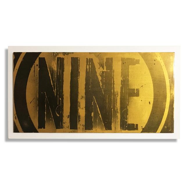 , 'Nine,' 2017, Dab Art