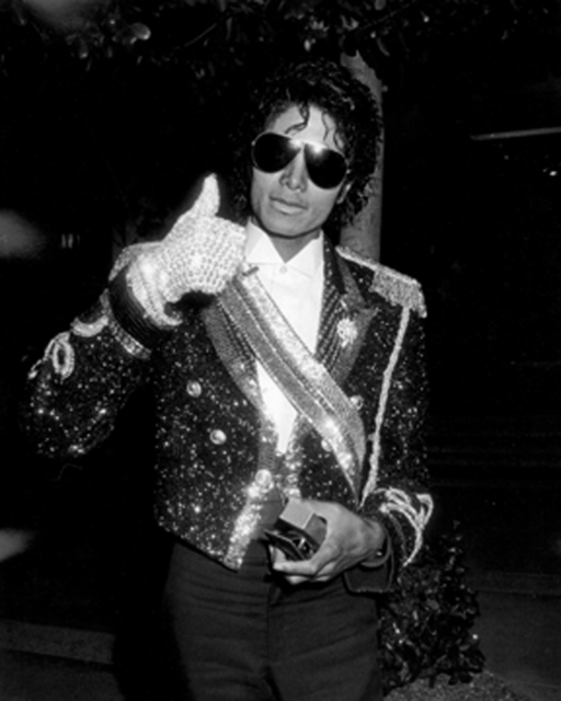 , 'Michael Jackson, 26th Annual Grammy Awards After Party, L'Ermitage Hotel, Beverly Hills,' 1984, Staley-Wise Gallery