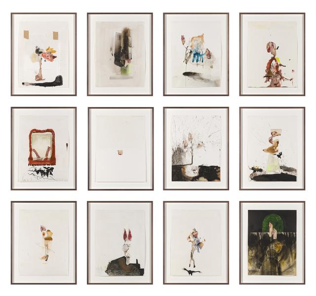 , 'Großes Fleischopfer,' 2013, Kadel Willborn