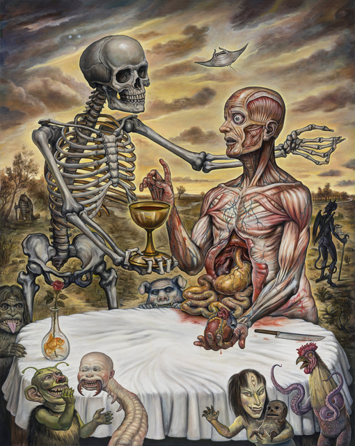 Christopher Ulrich, 'Meat & Bone, The Bargain', 2019, Beinart Gallery