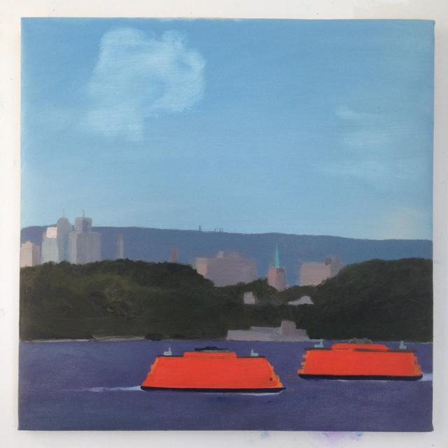 Daniel Heidkamp, 'Ferry', 2014, Half Gallery