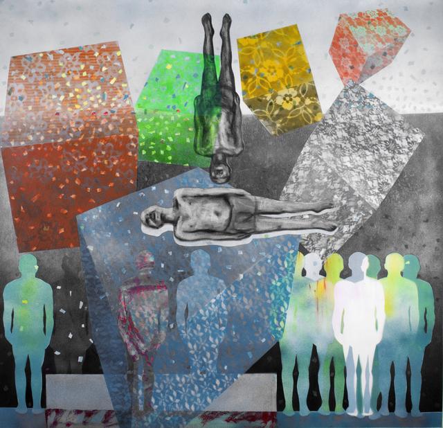 , 'Untitled III (Vessels: Constellations & Sediments IV),' 2017-2018, ARTLabAfrica