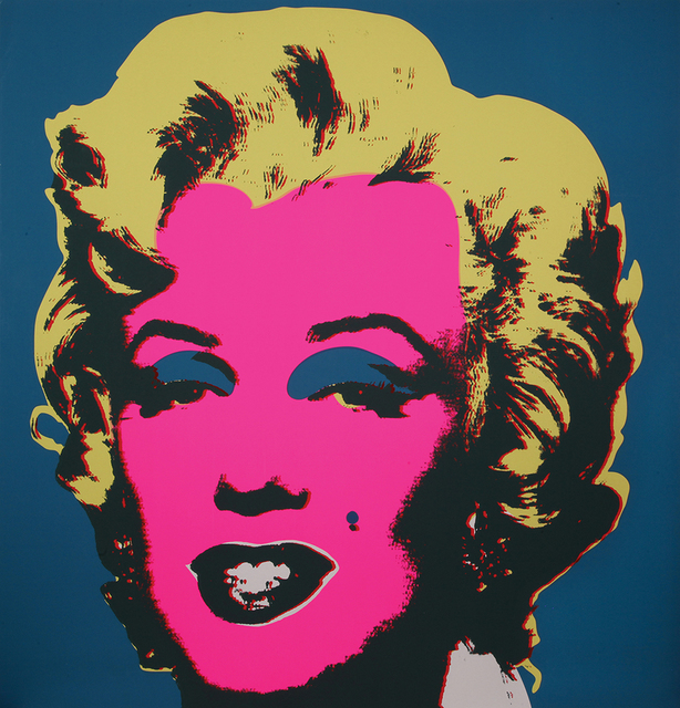 Andy Warhol, 'Marilyn - Sunday B. Morning - After Warhol (five serigraphs)', 2000, Bertolami Fine Arts