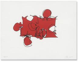 , 'Puzzled #4 (State B),' 2013, Gemini G.E.L. at Joni Moisant Weyl
