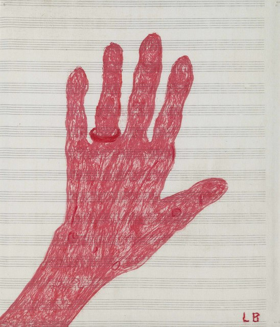 Louise Bourgeois, 'My Hand', 2002, Christie's
