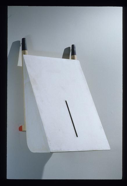 , 'Suggestion Box for Mr. Harvey,' , Stremmel Gallery