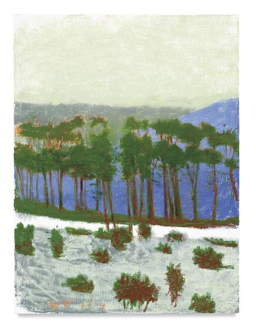 Wolf Kahn, 'Off Carpenter Road', 2017, Miles McEnery Gallery