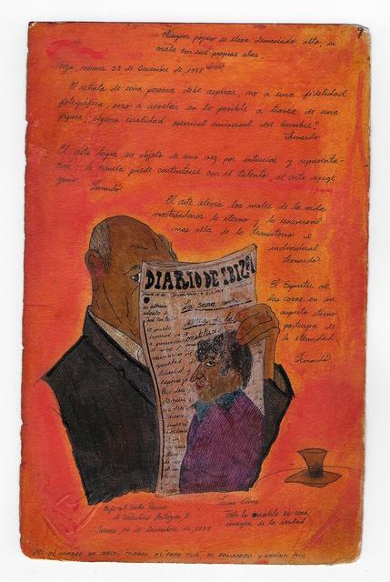 , 'Diario 27,' 1978, LAMB Arts