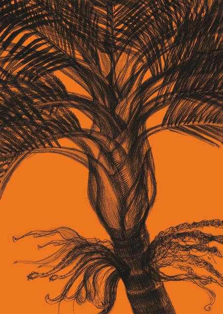 , 'Palm Tree Session 7,' 2017, PPC Philipp Pflug Contemporary