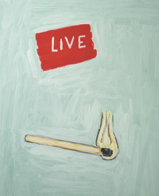 , 'o.T. (Live),' 1979, Ruttkowski;68