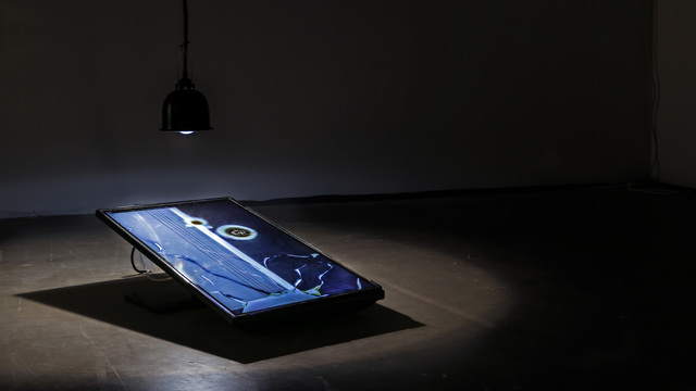 , '98.6°,' 2016, Stuart & Co. Gallery